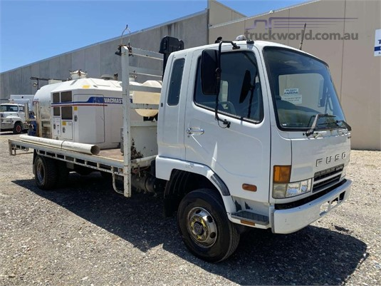 2007 Fuso Fighter FK617 - Trucks for Sale