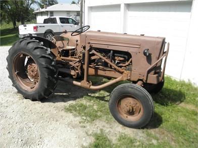 COCKSHUTT Tractors Online Auctions - 1 Listings