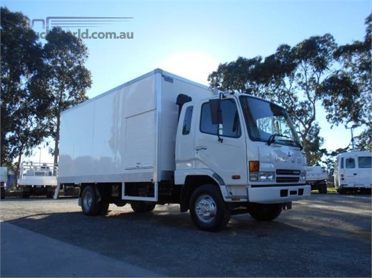 2006 Fuso Fighter FK6.0 - Trucks for Sale