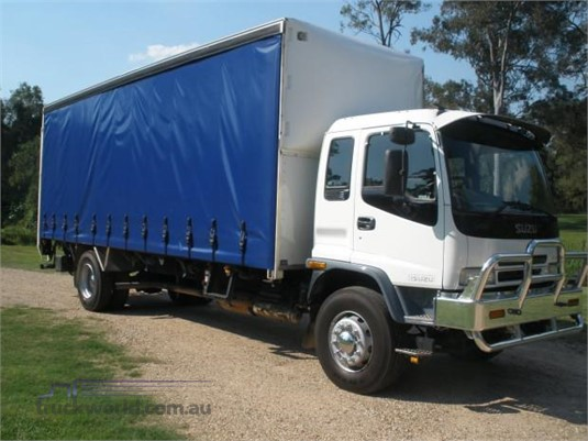 2001 Isuzu FVR 950 Long Steve Penfold Transport Pty Ltd - Trucks for Sale
