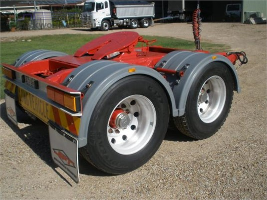 2017 Taipan Trailers Dolly Steve Penfold Transport Pty Ltd - Trailers for Sale