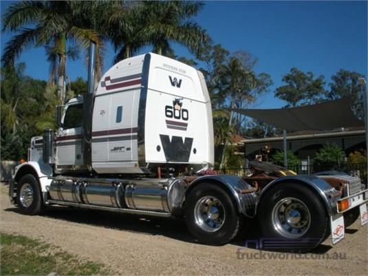1998 Western Star other Steve Penfold Transport Pty Ltd - Trucks for Sale