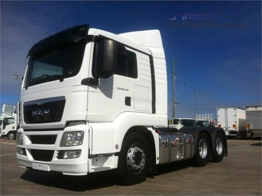2018 MAN TGS 26.540 L Westar - Trucks for Sale