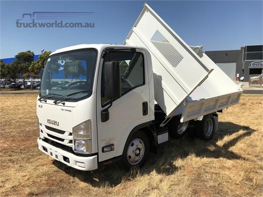 Isuzu NLR 55 150 Tri Tipper Trucks for Sale