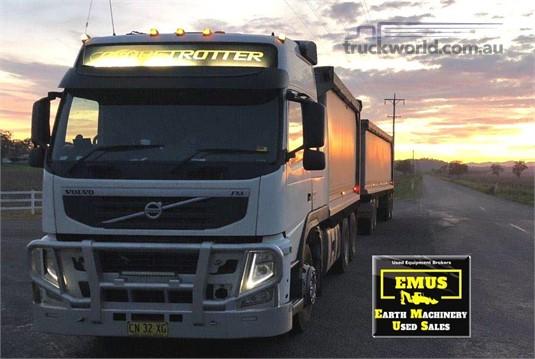 2012 Volvo FM13 - Trucks for Sale
