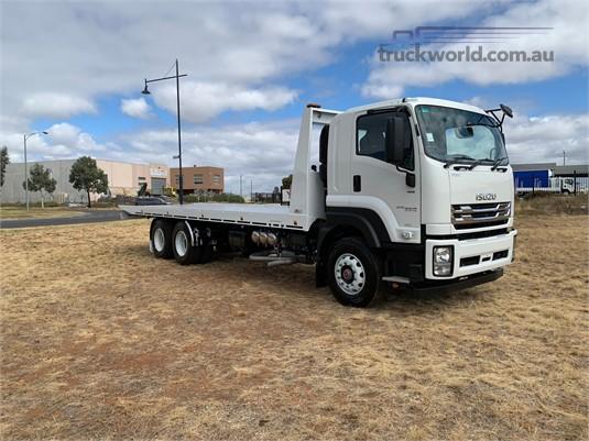 2018 Isuzu FXY 240-350 AUTO LWB Trucks for Sale