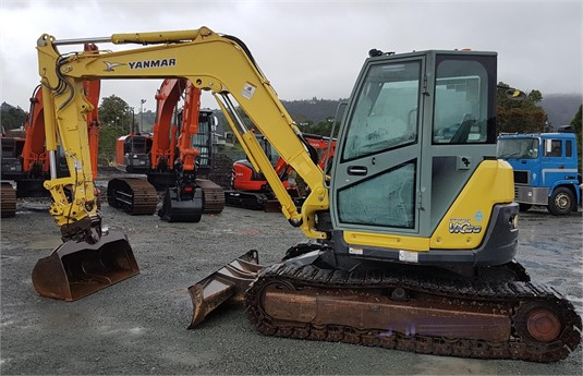 2012 Yanmar other - Heavy Machinery for Sale