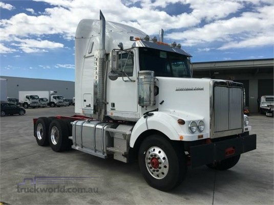 2018 Western Star 4864FXB Westar - Trucks for Sale