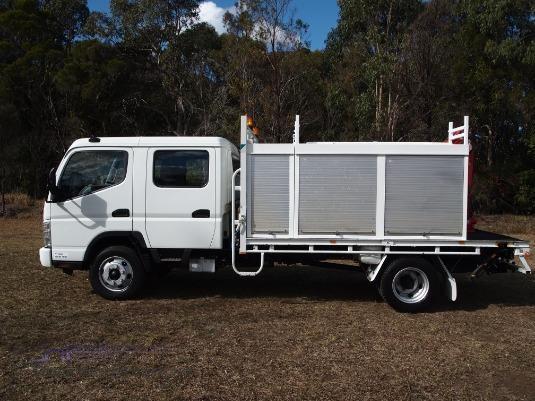 2010 Mitsubishi FE85D - Truckworld.com.au - Trucks for Sale