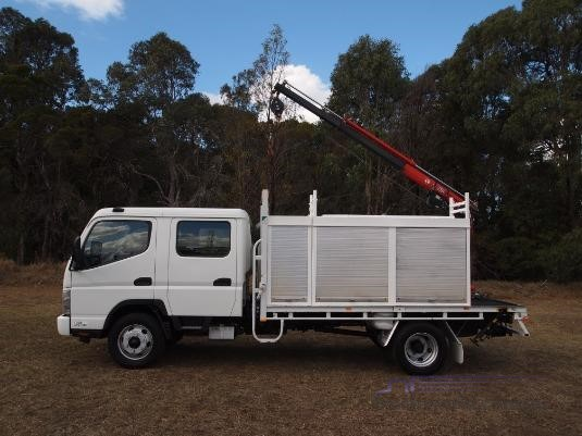 2010 Mitsubishi FE85D - Trucks for Sale