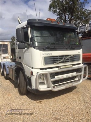 2007 Volvo FM480 - Trucks for Sale