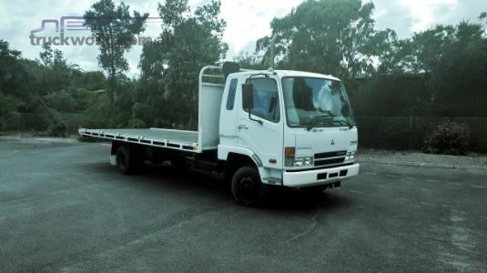 2003 Mitsubishi Fighter FK617 Trucks for Sale