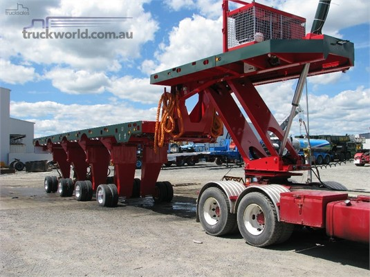 2012 Trt 4 AXLE - Trailers for Sale