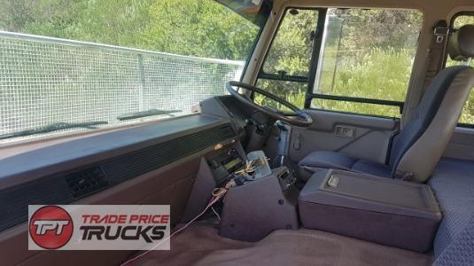 1989 Mitsubishi FV418 Trade Price Trucks - Trucks for Sale