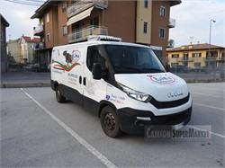 IVECO DAILY 33S11  used