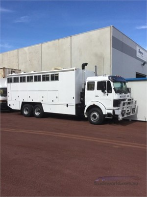 1988 Mercedes Benz 2233 - Trucks for Sale