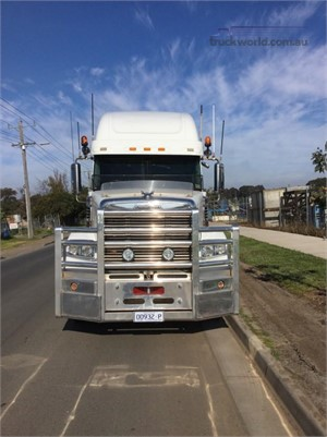 2011 Freightliner Coronado - Truckworld.com.au - Trucks for Sale
