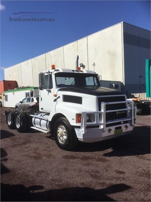 1993 International S 3600 - Trucks for Sale