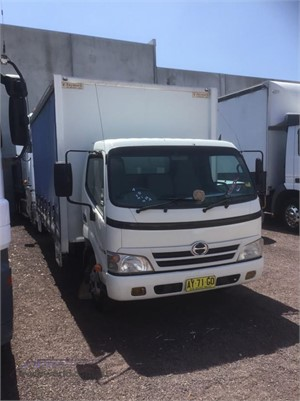 2008 Hino Dutro - Trucks for Sale