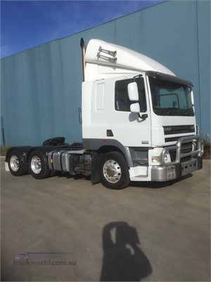 2010 DAF CF85 - Trucks for Sale