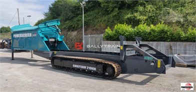 POWERSCREEN CHIEFTAIN 2100X For Sale - 16 Listings | MachineryTrader