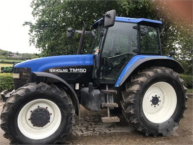 NEW HOLLAND TM150 for sale in Ireland - 8 Listings | Farm and Plant
