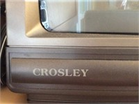 Crosley Portable TV
