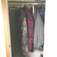 Bedroom Closet Lot #1