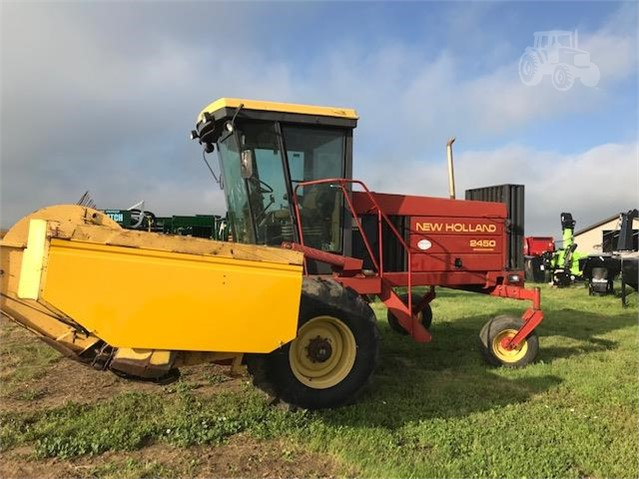 NEW HOLLAND 2450 For Sale In Isabel, South Dakota   www