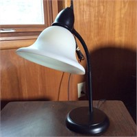 Adjustable Gooseneck Reading Lamp