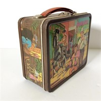 Aladdin BONANZA Lunch Box
