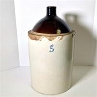 5 Gallon Stoneware Jug