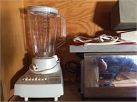 Cupboard Lot of Small Kitchen Appliances