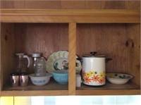 Cupboard Lot of Vintage Kitchen