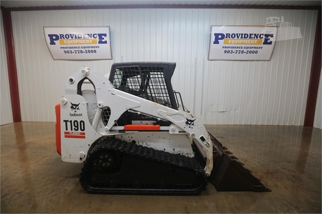 BOBCAT T190 For Sale In Trinidad, Texas