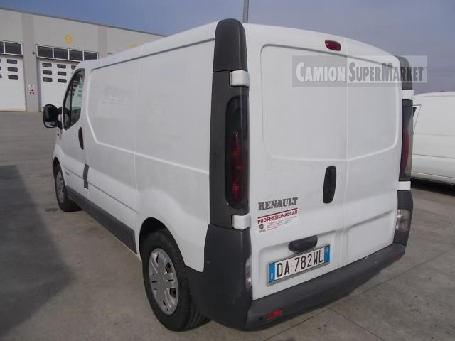 Renault TRAFIC Usato 2006 Veneto