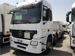 Mercedes-benz Actros 3244  used