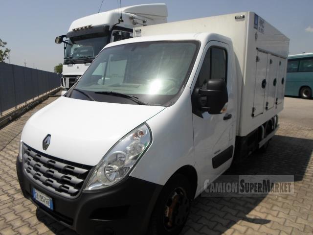 Renault MASTER Usato 2012 Veneto