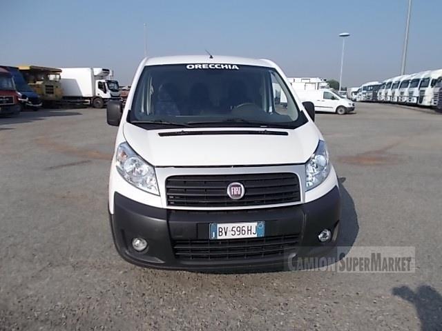 Fiat SCUDO Usato 2014