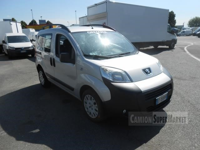 Peugeot BIPPER Usato 2010