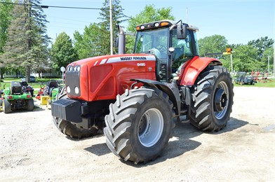 MASSEY-FERGUSON 8480 For Sale - 4 Listings | TractorHouse