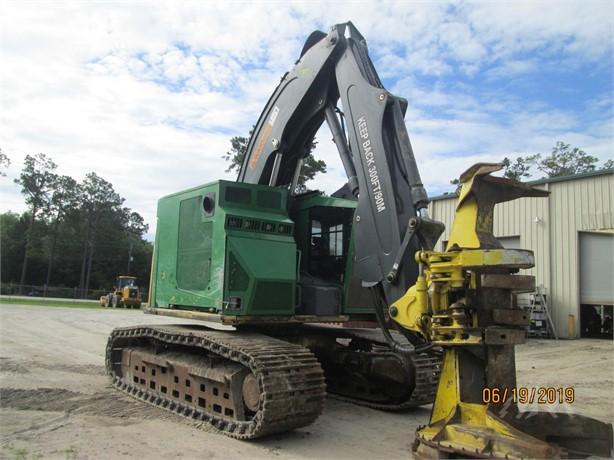 DEERE 853M Feller Bunchers Logging Equipment For Sale - 5 Listings