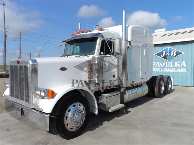 1999 PETERBILT 379 For Sale In Robstown, Texas | www