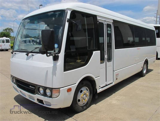 2012 Mitsubishi Rosa Standard Auto 25 Seat - Buses for Sale