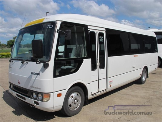 2005 Mitsubishi Rosa Standard 25 Seat - Buses for Sale