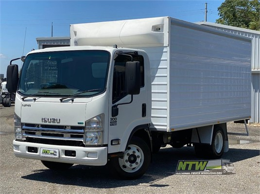 2013 Isuzu NPR300 National Truck Wholesalers Pty Ltd - Trucks for Sale