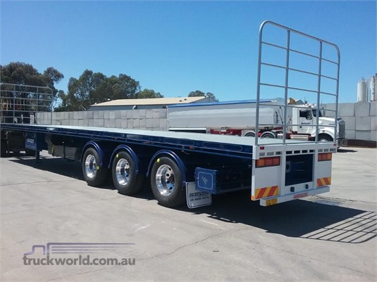 2020 Freightmaster Flat Top Trailer - Trailers for Sale