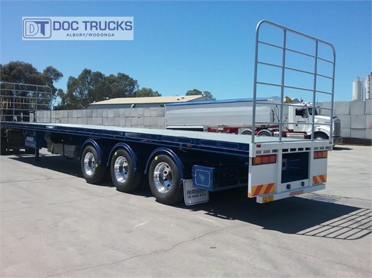 2020 Freightmaster Flat Top Trailer DOC Trucks - Trailers for Sale