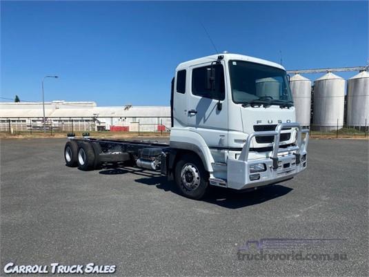 2013 Mitsubishi Fuso FV500 Carroll Truck Sales Queensland - Trucks for Sale