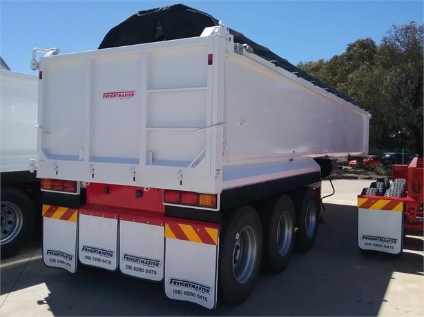 2021 FREIGHTMASTER Chassis Tipper